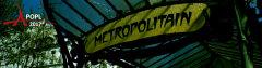 Métro banner